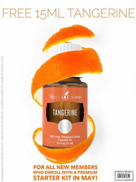 FREE Tangerine